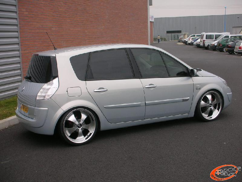 renault scenic 2004 tuning the image kid has it. Black Bedroom Furniture Sets. Home Design Ideas