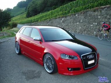 Tuning Tour Audi A4 Avant De 2004